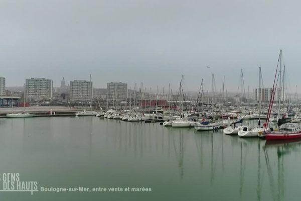 Boulogne-sur-Mer, entre vents et marées