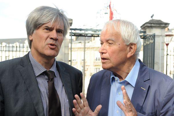 S. Le Foll devrait succéder à JC Boulard à la mairie du Mans