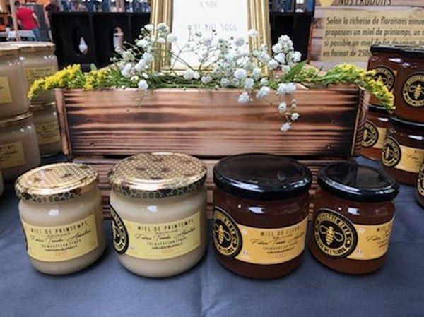 Le miel de printemps de la Miellerie de la Vallée de l'Elorn