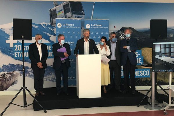 Jeudi 30 juillet à Aulnat, s'est tenu le comité syndical de l'aéroport de Clermont-Ferrand.