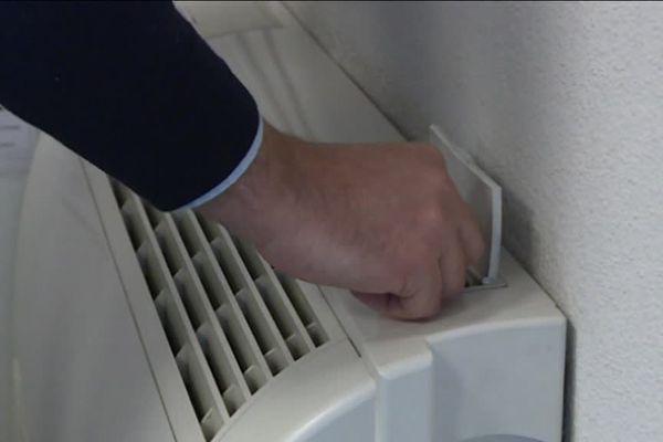 Le ministère de l'Intérieur recommande une température de 19°C pour les pièces à vivre et 17°C pour les chambres.