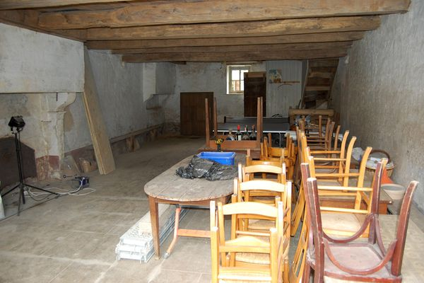 Les concerts auront lieu, dans cette salle, dès la fin des travaux.