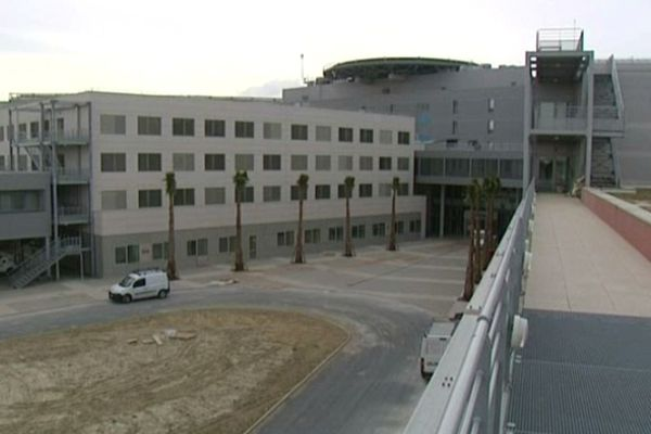 Le nouveau centre hospitalier de Perpignan