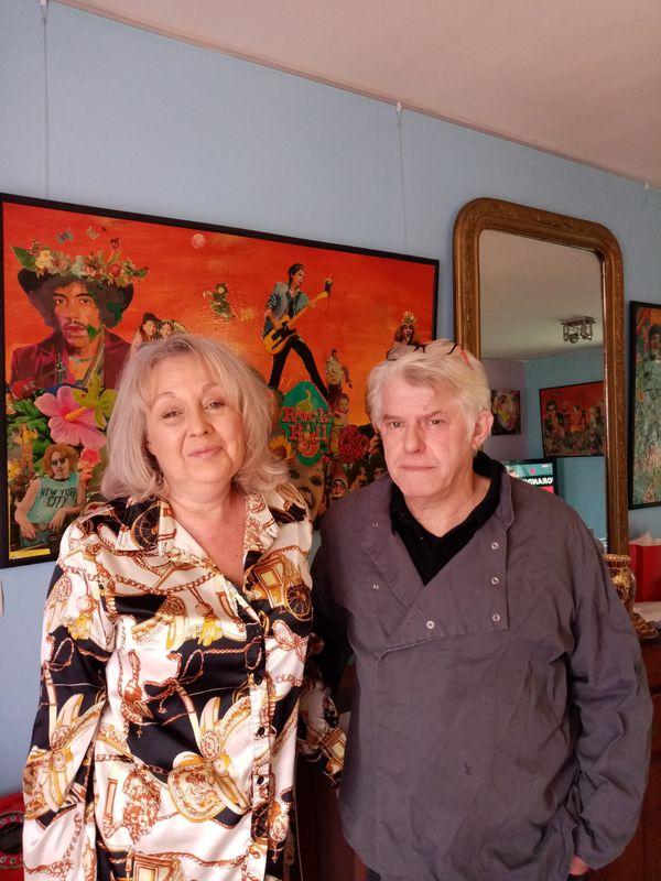 Pour Armelle et Gérard Body, restaurateurs, le moral est plutôt bas. Depuis octobre, ils ne vont plus en Belgique pour acheter leurs produits. Georges, habitué à s'y rendre une fois par semaine, se désespère.