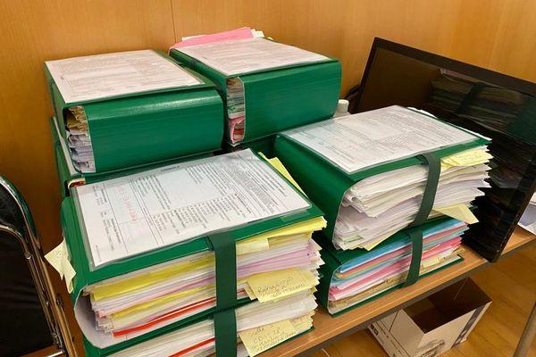 Le dossier de la BAC Nord devant le tribunal correctionnel de Marseille.