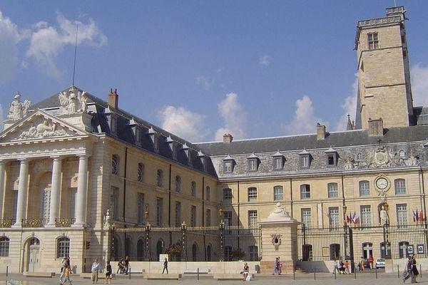 Le palais des ducs de Bourgogne à Dijon