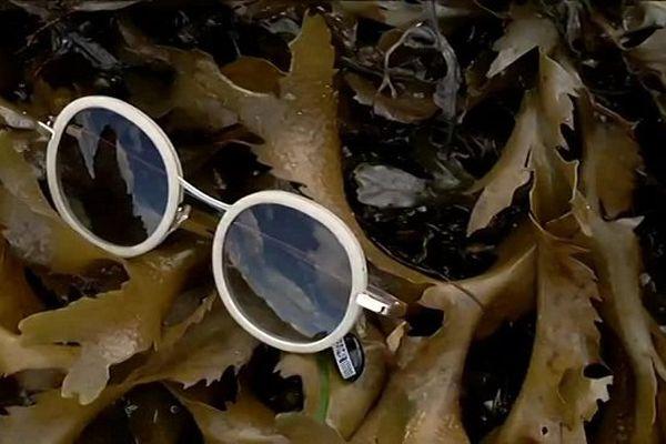 Les lunettes à base d'algues de Naoned ont tapé dans l'oeil des opticiens