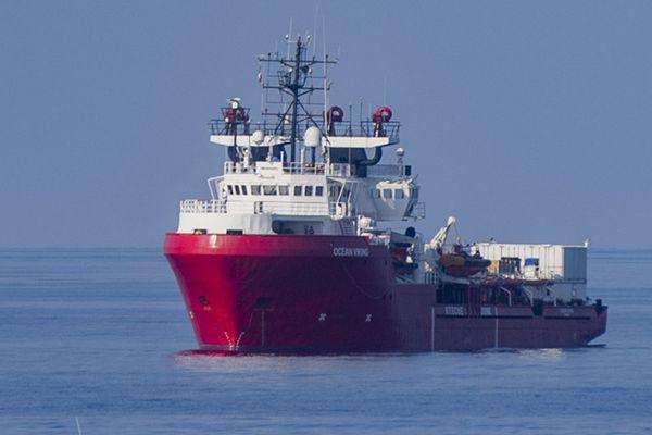 L'Ocean Viking se dirige à présent vers les côtes maltaises en attendant de pouvoir accoster dans un port sûr