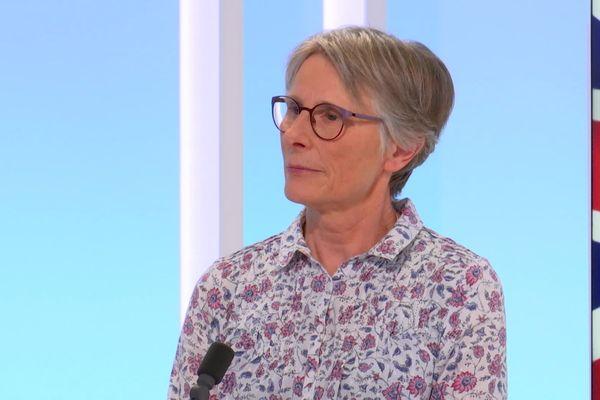"""""""je trouve que c'est un gâchis, on ne pensait pas se trouver dans cette situation-là"""", explique Anne Ditchfield, ressortissante britannique ne peut plus se représenter à Larajasse pour cause de Brexit - 29/1/20"""