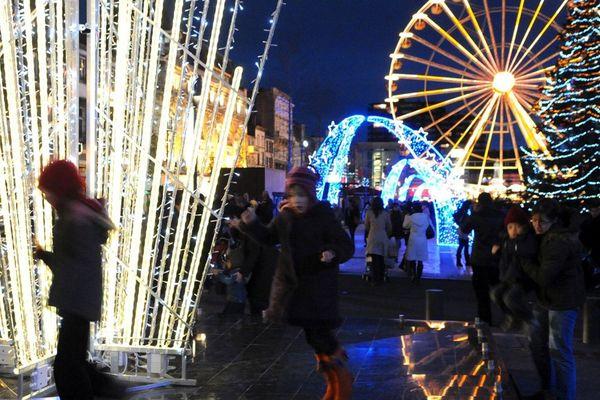 A quelques jours de Noël, les animations se multiplient un peu partout en Auvergne.