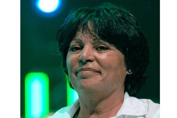Michèle Rivasi, tête de liste EELV Sud Est aux élections européennes
