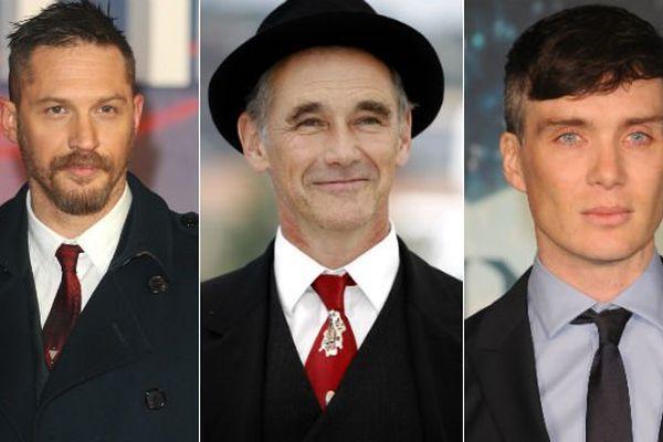 """Tom Hardy, Mark Rylance et Cillian Murphy sont les têtes d'affiche du casting de """"Dunkirk""""."""