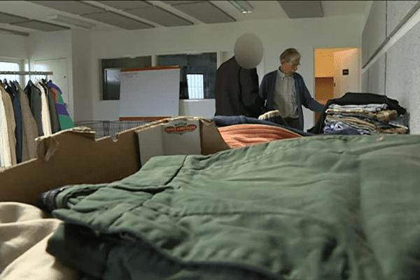 Deux fois par mois, le secours catholique se rend au centre de détention d'Uzerche.
