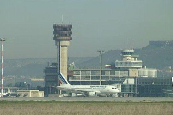 L'aéroport de Marseille Provence à Marignane