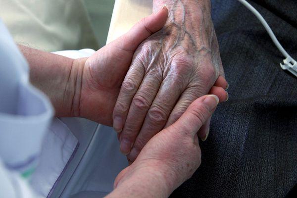 A Besançon, une unité spéciale soins palliatifs a été ouverte pour prendre en charge des malades du covid-19. (Image d'illustration d'archives).