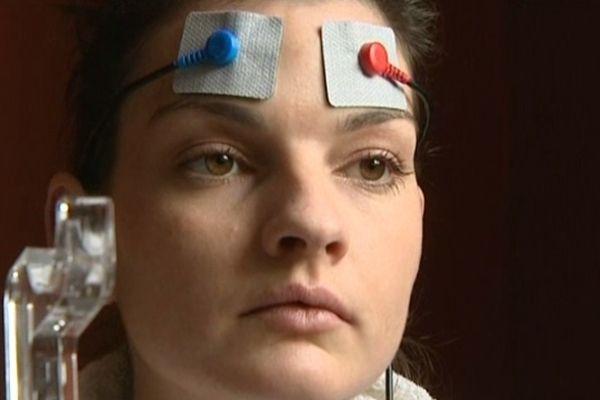 Deux électrodes, une minute d'analyse et le diagnostique tombe.