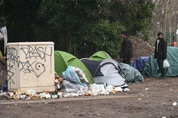 Archive - Calais, le 26 novembre 2019.