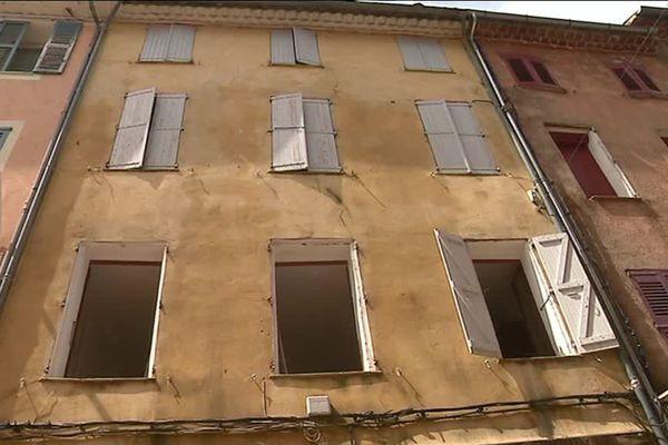 """L' """"Action Coeur de Ville"""" doit permettre la réhabilitation du centre-ville de Draguignan."""