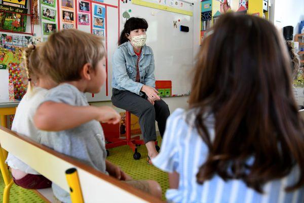 Illustration. Une dizaine de classes du primaire se sont retrouvées sans professeur faute de remplaçant disponible, la semaine dernière en Creuse.