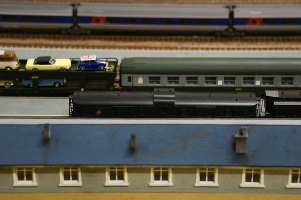 Des trains miniatures comme si on y était