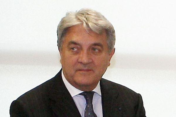 Wojciech Janowski, gendre d'Hélène Pastor, photographié en mars 2013.