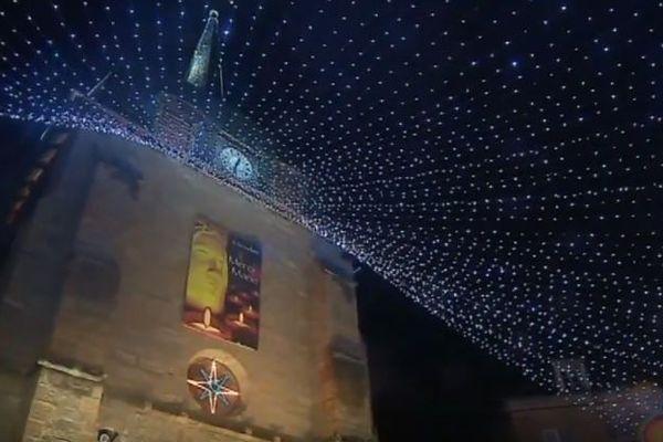 Commerçants, particuliers, associations... toute la ville d'Objat s'est mobilisée pour les fêtes.