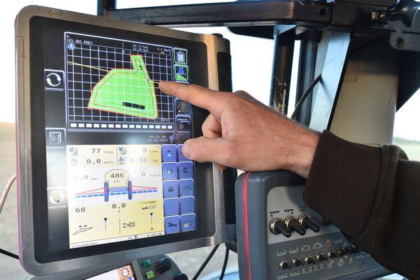 82 GPS agricoles ont été volés en France en 2020 pour un montant total de plus d'un million d'euros.