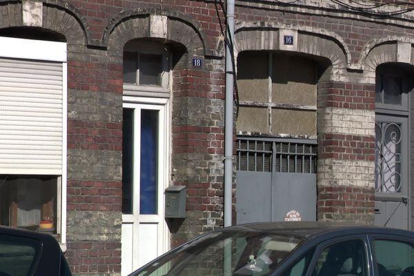 Le corps de l'adolescent a été retrouvé dimanche 13 juin 2021 rue Ledru-Rollin à Sotteville-lès-Rouen.