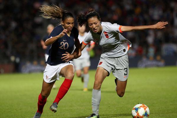 Le match amical France / Chine le 31 mai 2019