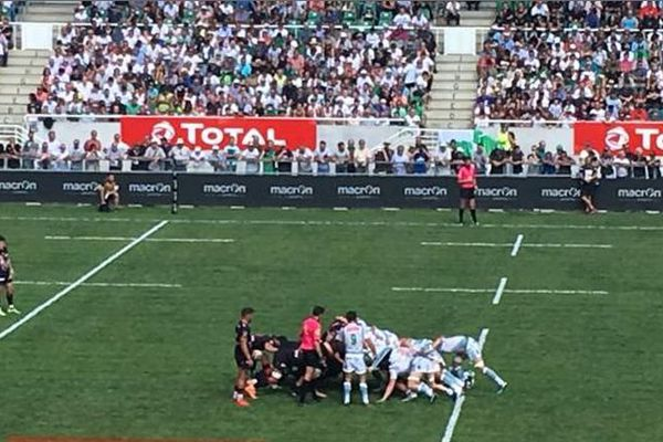 La section paloise remporte avec brio son premier match de la saison à domicile face au RC Toulon