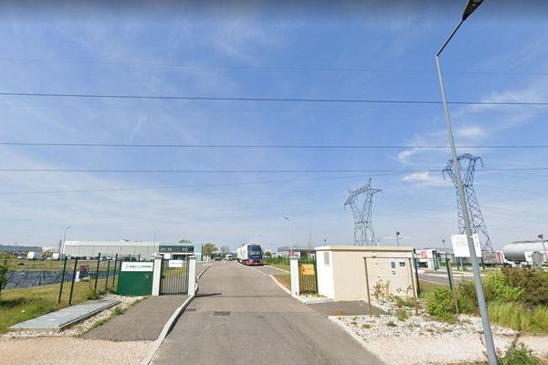 Des salariés d'Eurotranspharma, première entreprise de transport de produits pharmaceutiques de France -Jonage), sont en grève depuis le mercredi 10 juin, à l'appel d'une intersyndicale.