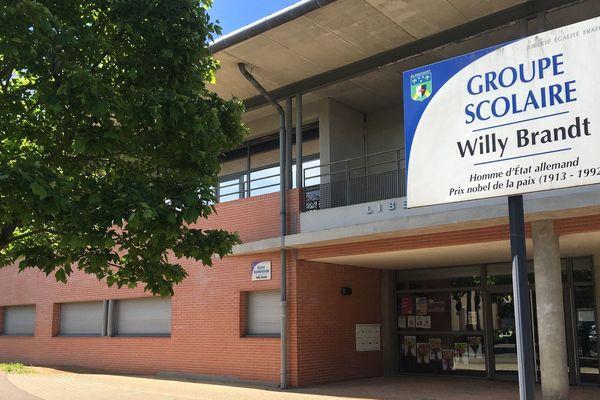 L'école Willy Brandt à Elancourt (78) restera fermée jusqu'à nouvel ordre.