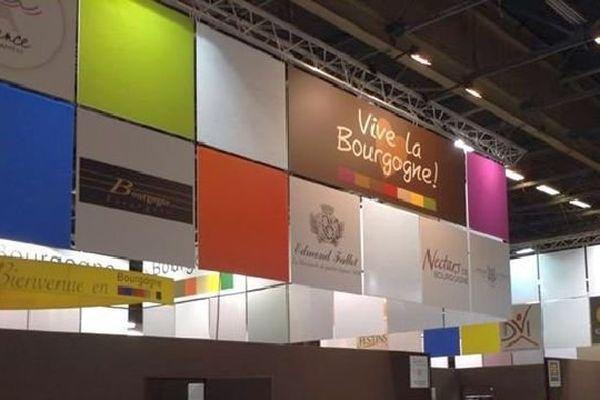 La Bourgogne est venue en force au au Salon international de l'alimentation de Paris, qui se tient du dimanche 19 au jeudi 23 octobre 2014 au parc des expositions de Villepinte.