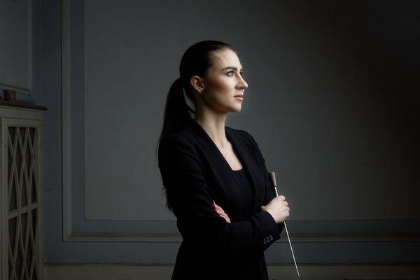 Pour Marta Gardolińska, la musique est un sport d'équipe.