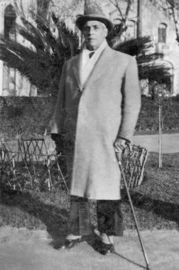 Aristides de Sousa Mendes en 1950