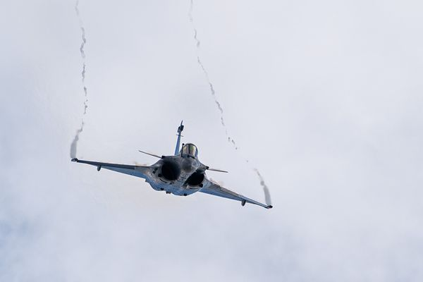 Le Rafale est un fleuron de l'industrie aéronautique française