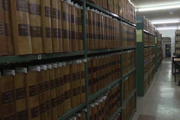 A Limoges, des kilomètres d'archives consultables sur le net