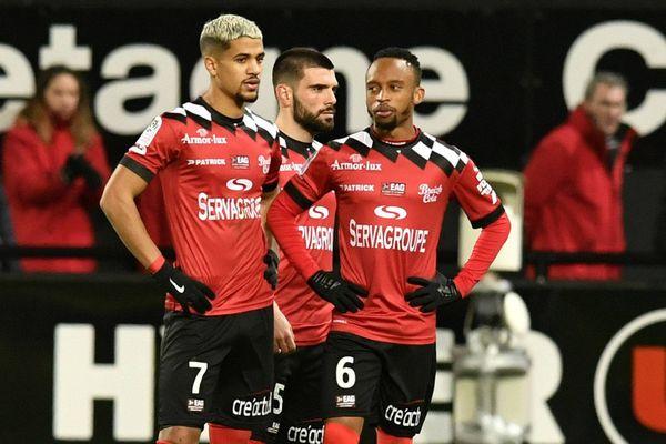 Ludovic Blas, Pedro Rebocho et Lebobang de l'EAG