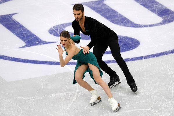 A Minsk, Papadakis et Cizeron faisaient figure de grandissimes favoris pour le quintuplé européen, en danse sur glace. Objectif désormais atteint pour les Auvergnats !