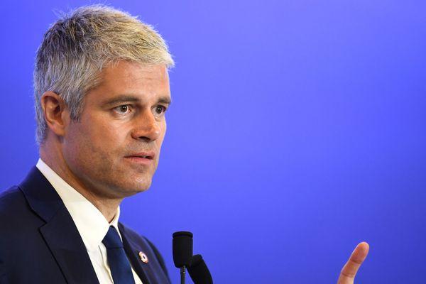 Laurent Wauquiez, président du parti Les Républicains.