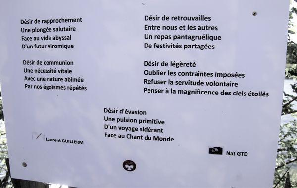 Texte de Laurent Guillerm