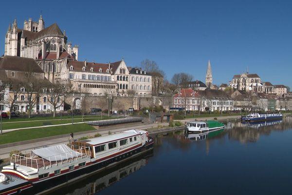 Ce jeudi 1er avril, il a fait 25,2°C à Auxerre