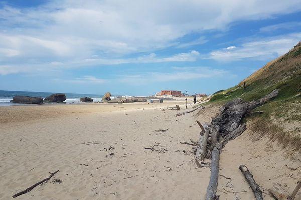 Capbreton, plage sud