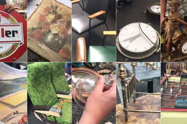 10 objets : à quel prix sont-ils vendus à la Braderie de Lille ?