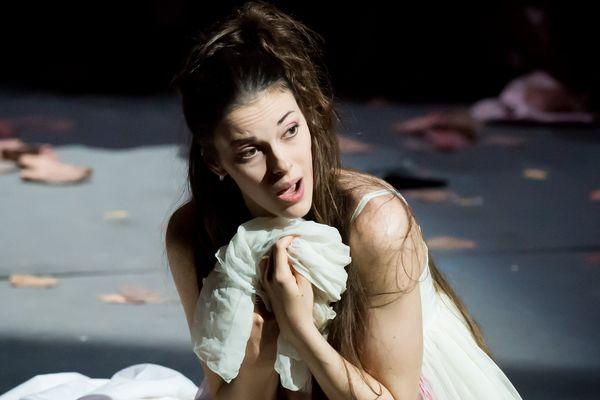 Zuzana Markova interprète Lucia.