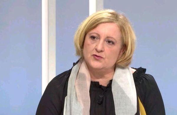 Patricia Curcio, tête de liste Ajaccio Citoyen