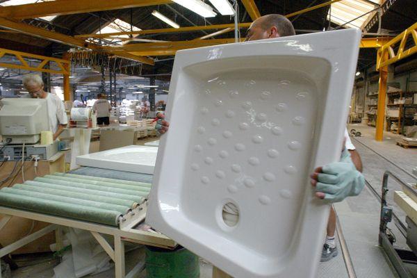 L'usine de céramique de Damparis dans le Jura va reprendre son activité, reprise par le groupe français Kramer.