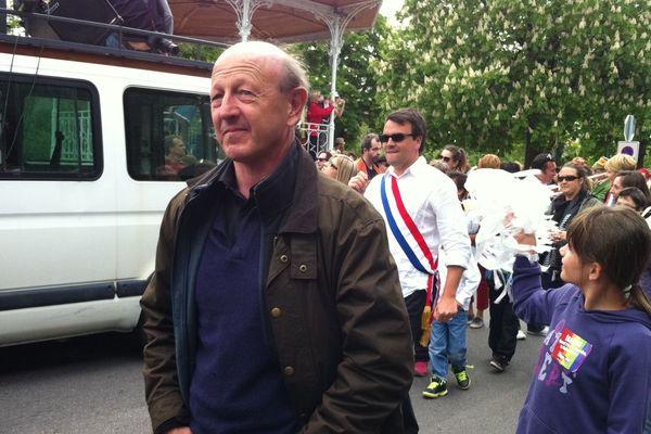 Jean-Luc Bennahmias, député européen modem