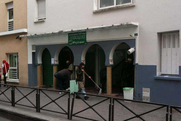 La moquée de la rue Jean-Pierre Timbaud, à Paris, gérée par l'association Foi et Pratique