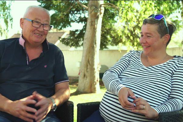 Émilie, 38 ans est en couple avec Patrick, 69 ans